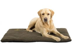 Dog Blanket Hubertus Gold Thermal Brown/Grey
