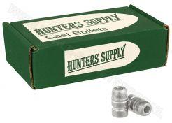 Luchtdrukkogeltjes Hunters Supply 9 mm / .358 PHP 158 grain