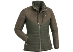 Jas Pinewood Edmonton Exclusive Ladies Moss Green/Mocha Brown