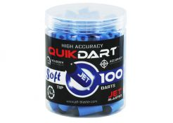 Jet Blaster Quick Darts Blue