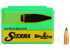 Kogelkoppen Sierra BlitzKing .224 HV 50 grain