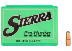 Kogelkoppen Sierra Pro Hunter .308 Flat Nose 150 grain