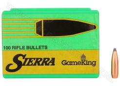 Kogelkoppen Sierra GameKing .270 Spitzer Boat Tail 130 grain