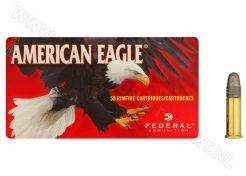 Kogelpatronen Federal American Eagle HV .22 LR RN 40 Grain