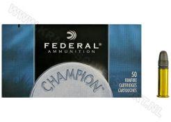 Kogelpatronen Federal Champion 510 .22 LR RN 40 Grain