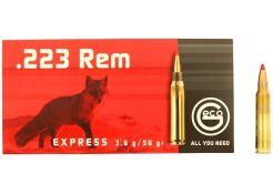 Kogelpatronen Geco Express .223 Rem 56 grain