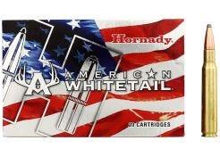 Ammunition Hornady American Whitetail .30-06 Sprfd Interlock 150 grain