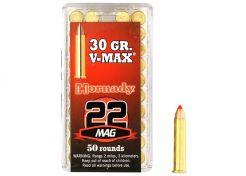 Kogelpatronen Hornady .22 WMR V-MAX 30 grain
