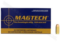 Kogelpatronen Magtech .40 S&W FMC 180 grain