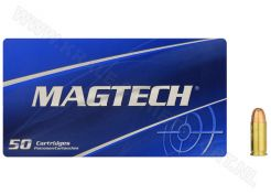 Kogelpatronen Magtech 7.65 mm RN FMJ 71 grain