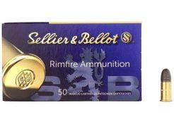 Ammunition Sellier & Bellot .22 Short RN 28.1 grain
