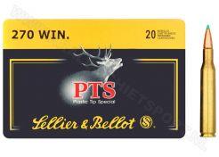 Kogelpatronen Sellier & Bellot .270 Win PTS 150 grain