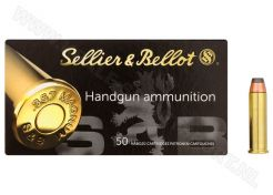 Kogelpatronen Sellier & Bellot .357 Mag SP 158 grain