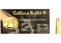 Kogelpatronen Sellier & Bellot .44 Mag SP 240 grain