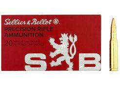 Kogelpatronen Sellier & Bellot .308 Win Match HPBT 168 grain