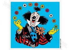 Gelukschijf Clown 10 m 9220