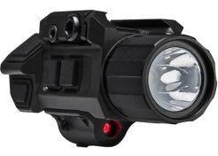 Laser/Flashlight NcSTAR Strobe & Red laser