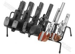 Handgun rack Lockdown 6-gun 222210