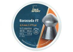 Luchtdrukkogeltjes H&N Baracuda FT 4.5 mm 9.57 grain