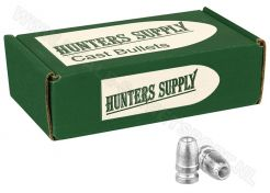 Luchtdrukkogeltjes Hunters Supply 6.35 mm HP 48 grain