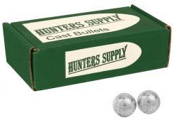 Luchtdrukkogeltjes Hunters Supply 7.62 mm / .30 RB 44 grain
