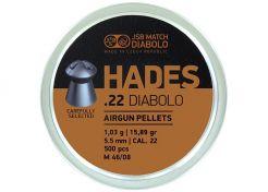 Luchtdrukkogeltjes JSB Hades BigBox 5.5 mm 15.89 grain