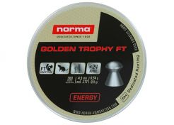 Airgun Pellets Norma Golden Tropy FT 4.5 mm 8.4 grain