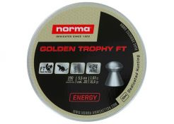 Airgun Pellets Norma Golden Trophy FT 5.5 mm 15.9 grain