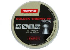 Airgun Pellets Norma Golden Trophy FT Heavy 4.5 mm 9.1 grain