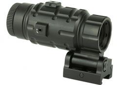 Magnifier UTG 3x Flip-to-Side QD