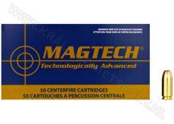 Kogelpatronen Magtech .40 S&W FN 180 grain