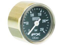 Manometer WIKA 27 mm 250 bar