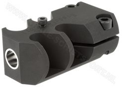 Muzzle brake Roedale M18x1