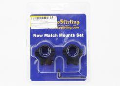 Montage Nikko Stirling 25.4 mm Low Dovetail