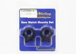 Montage Nikko Stirling 25.4 mm Low Weaver