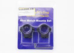 Montage Nikko Stirling 30 mm Low Dovetail