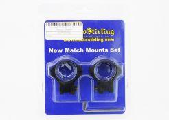 Montage Nikko Stirling 30 mm Medium Dovetail