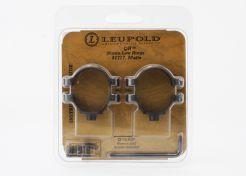 Mount rings Leupold QR 30 mm Low Matt