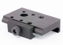 Montagebasis Nikko Stirling Speed Sight Weaver/Picatinny rail