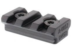 Accessory rail Spuhr 35 mm Picatinny