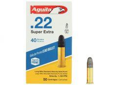Kogelpatronen Aguila Standard Velocity .22 LR RN 40 grain