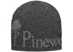Cap Pinewood Melange Black/Grey