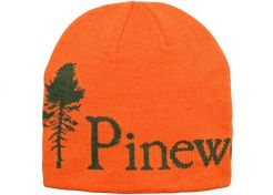 Cap Pinewood Melange Orange/Green