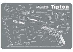 Onderhoudsmat Tipton Glock