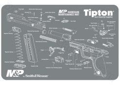 Onderhoudsmat Tipton Smith & Wesson M&P