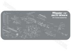 Maintenance Mat Wheeler Delta Series AR-15
