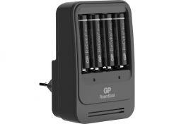 Batterijlader GP Powerbank PB570 + 4 x AA - 2000 mAh