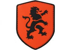 Patch Dutch Lion Shield