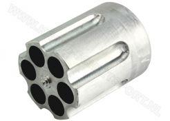 Penhouder Barbuzzo Revolver Cilinder