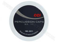 Percussie Caps CCI nr.11